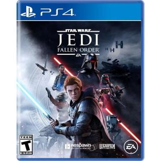 Đĩa Game PS4 Star Wars JEDI Fallen Order EA thumbnail