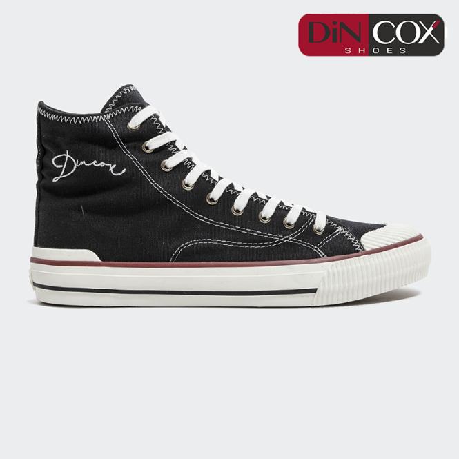 Giày Sneaker Dincox D21 Hi Black Unisex giá rẻ