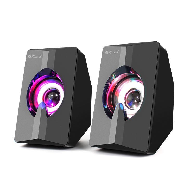 Giá Loa 2.0 Kisonli L-2020 LED RGB