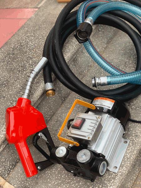 máy bơm dầu nhớt dùng điện 220v
