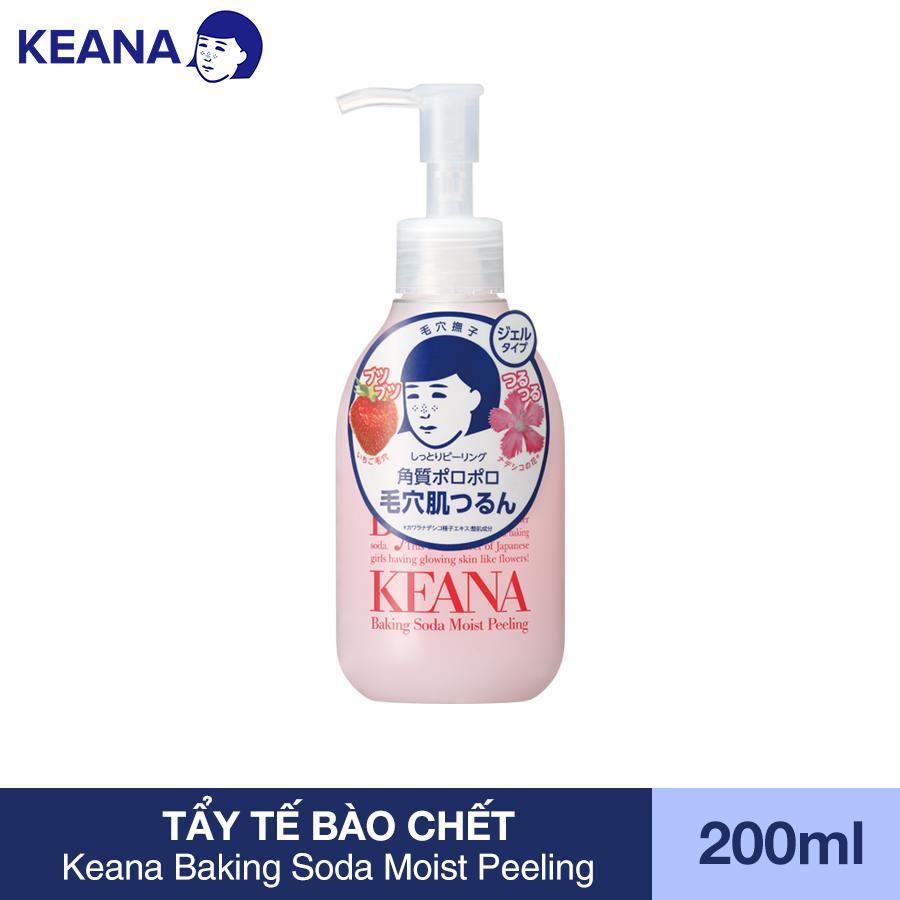 Gel Tẩy Tế Bào Chết Keana Baking Soda Moist Peeling (200 mL)