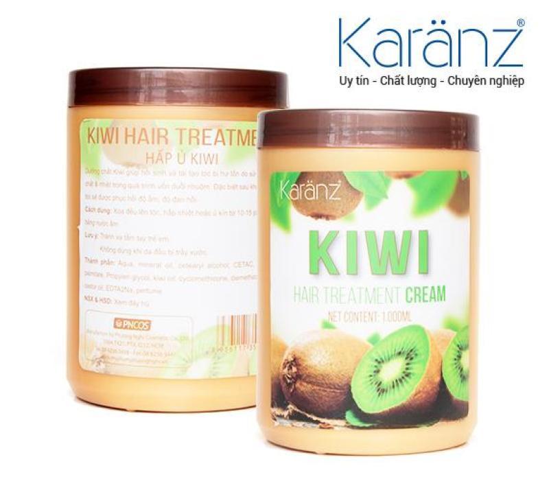 Hấp Kiwi Karanz 1000ml - Phục Hồi Tóc Ngay Tại Nhà nhập khẩu