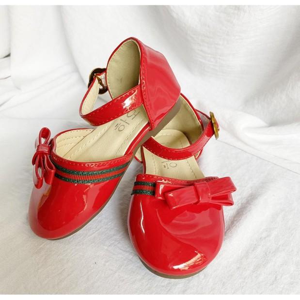 Giày búp bê bg nơ đỏ, sản phẩm đang được săn đón, chất lượng đảm bảo và cam kết hàng đúng như mô tả giá rẻ
