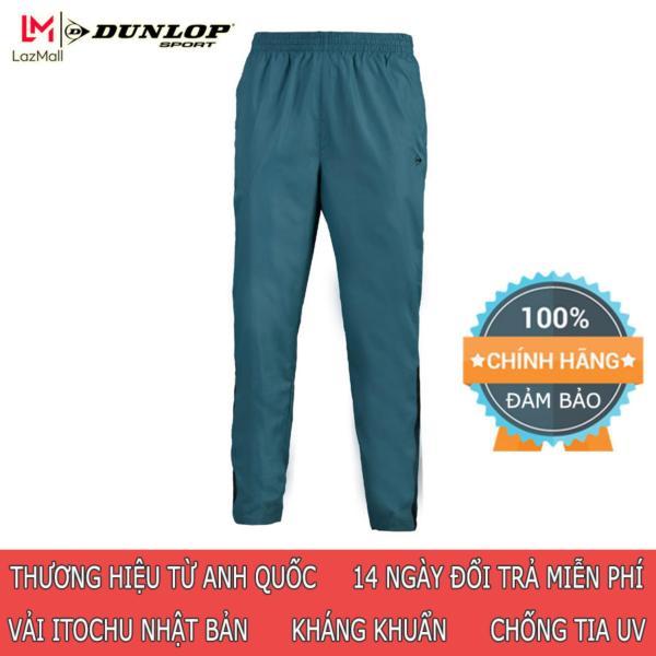DUNLOP - Quần gió Nam Dunlop - DQGF8138-1 Thương hiệu từ Anh Quốc Đổi trả miễn phí (quần áo thể thao quần gió nam áo thể thao nam quần thể thao nam)