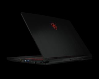 Laptop Gaming MSI GF63 Thin 10SCXR 1218VN i5 10300H 8GB SSD 512GB 15.6 FHD GTX 1650 4GB Win10 thumbnail