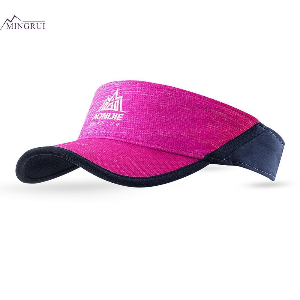 Mingrui Uniform 3 Colors Adjustable Sun Hat Visor Cap Empty Cap Baseball Cap