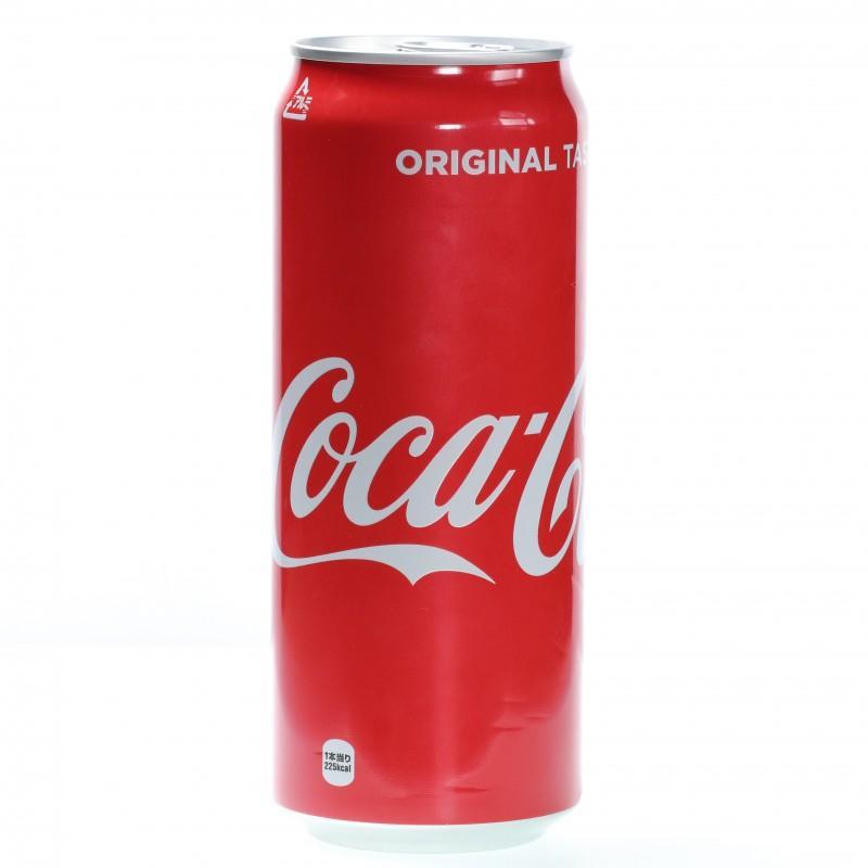 Nước ngọt có gas Coca Cola lon 500ml