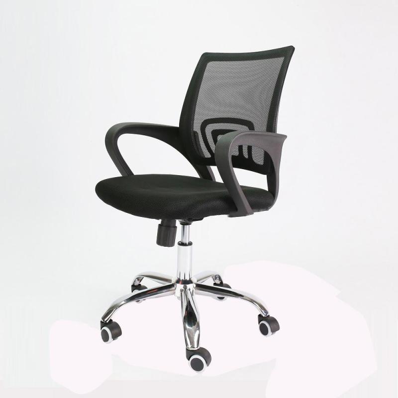 Ghế Văn Phòng - Tiêu Chuẩn ISO 9001-2000 SGS-RoHS - E0 Normaline 405 - Thiên Minh Furniture 2019(black) giá rẻ