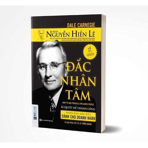 Đắc Nhân Tâm - Phiên Bản Đặc Biệt Dành Cho Doanh Nhân (Tặng kèm Kho Audio Books)