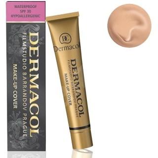 Kem Nền Dermacol Makeup Cover Che Khuyết điểm 30g thumbnail