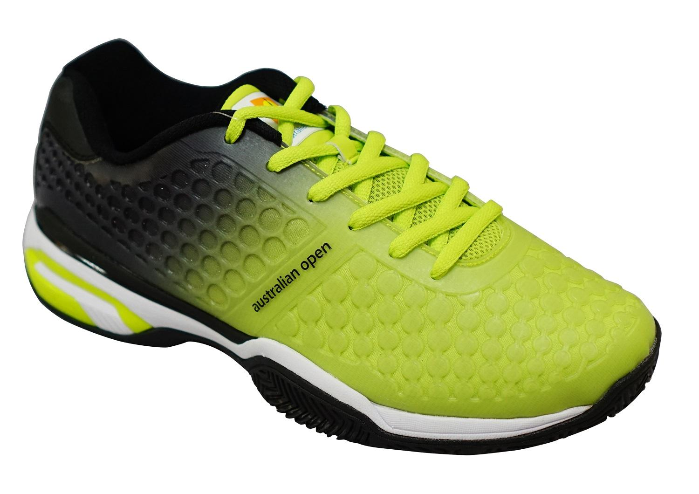 Giày tennis Erke 2091 chuyên nghiệp đẳng cấp (Màu dạ quang)