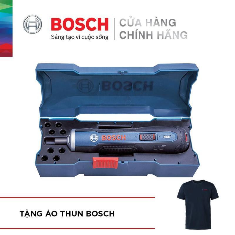 Bộ vặn vít Bosch GO (Solo) - Tặng áo thun Bosch