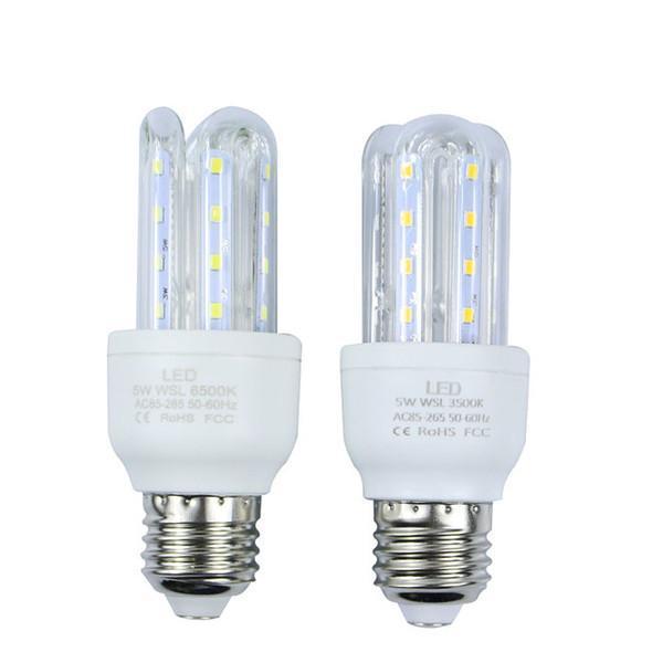 Bộ 2 đèn LED chữ U 5W