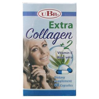 Extra Collagen+2 UBB - hỗ trợ làm đẹp da, đẹp tóc, làm chậm quá trình lão hóa thumbnail