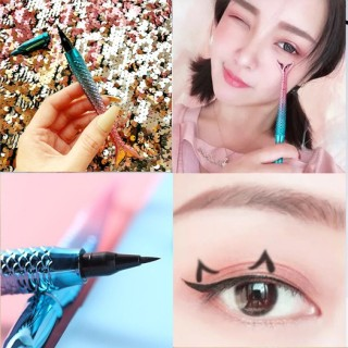 Bút Kẻ Mắt TIÊN CÁ eyeliner chống nước lâu trôi thanh mãnh dễ dùng nội địa chính hãng sỉ rẻ thumbnail