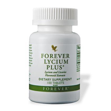 Viên bổ mắt và chống oxy hóa  Forever Lycium Plus nhập khẩu