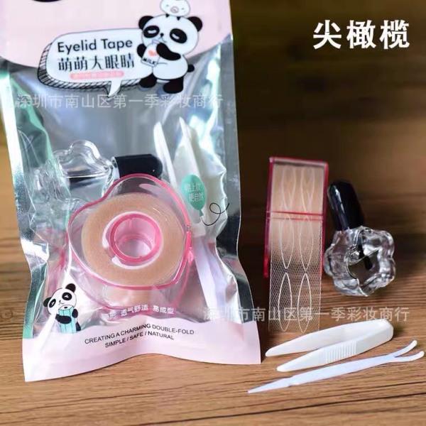 Bộ Dán Kích Mí Gấu Panda