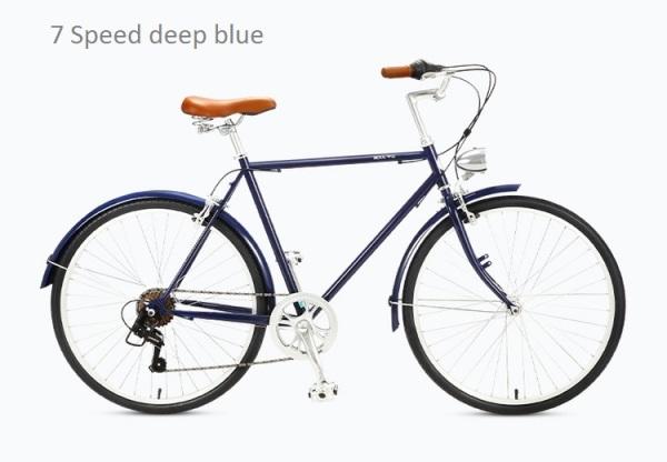 Phân phối Xe đạp cổ điển đường phố 26 inch - Tặng kèm phụ kiện