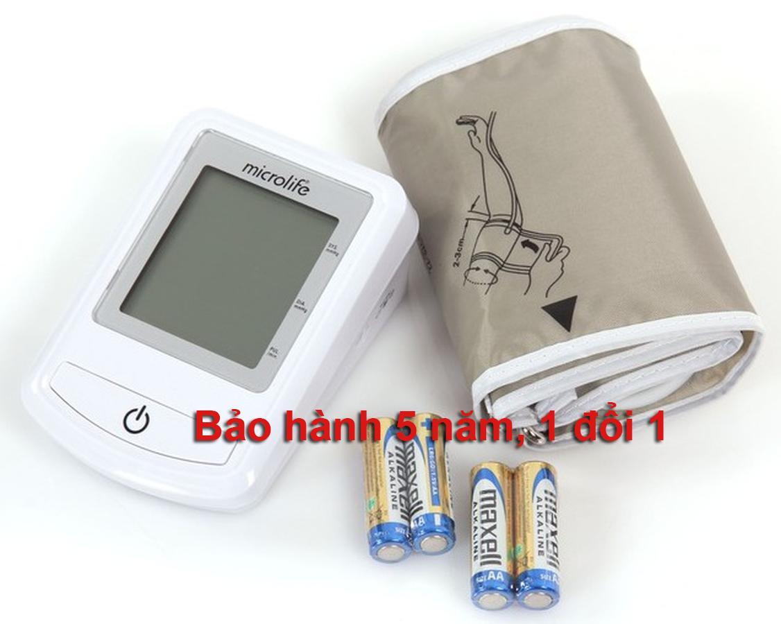 Nơi bán Máy đo huyết áp Microlife BP 3NZ1-1P - Bảo hành 5 năm