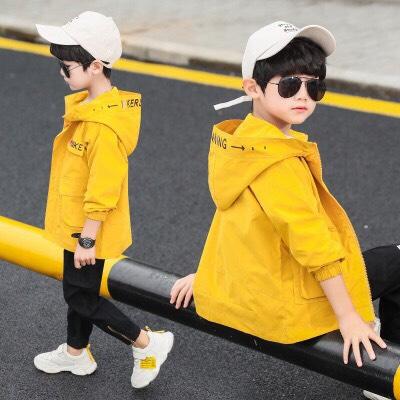 áo Khoác Bé Trai , áo Khoác Túi Hộp Cho Bé H0052 Đang Có Ưu Đãi