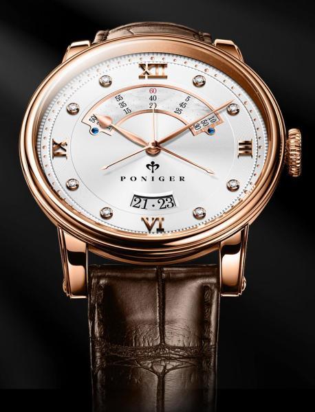 Đồng hồ nam Poniger P16.015-1