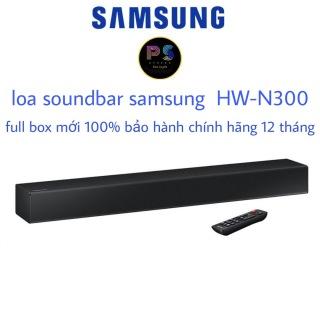 Loa thanh soundbar Samsung 2.1 HW-N300 chính hãng mới 100% thumbnail