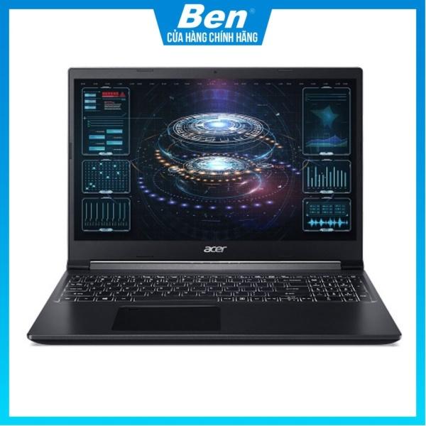 Bảng giá Laptop Gaming Acer Aspire 7 A715-75G-56ZL i5-10300H/8GB RAM/512GB SSD/15.6inch FHDIPS/4GD6_GTX1650/Win10/Màu Đen Phong Vũ