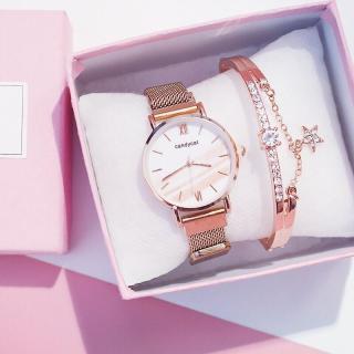 Đồng hồ thời trang nữ Candycat dây lưới nam châm SC8300 thumbnail