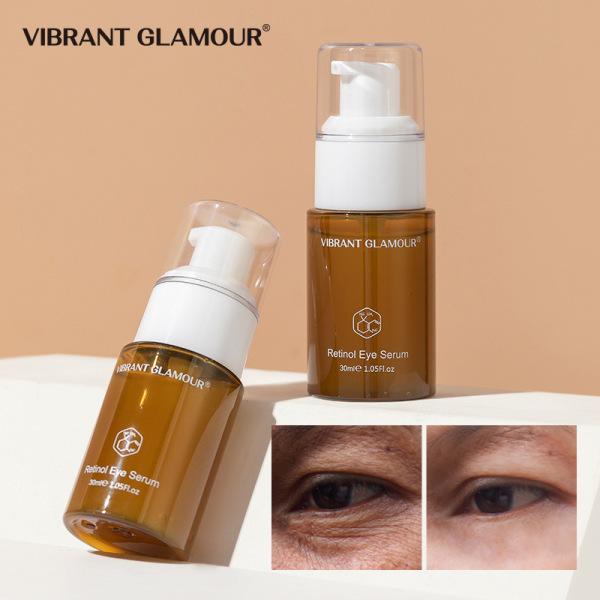 VG Serum Mắt Chống Bọng Mắt Giảm Nếp Nhăn Cấp Ẩm Moisturizing Eye Serum Whitening Skin giá rẻ