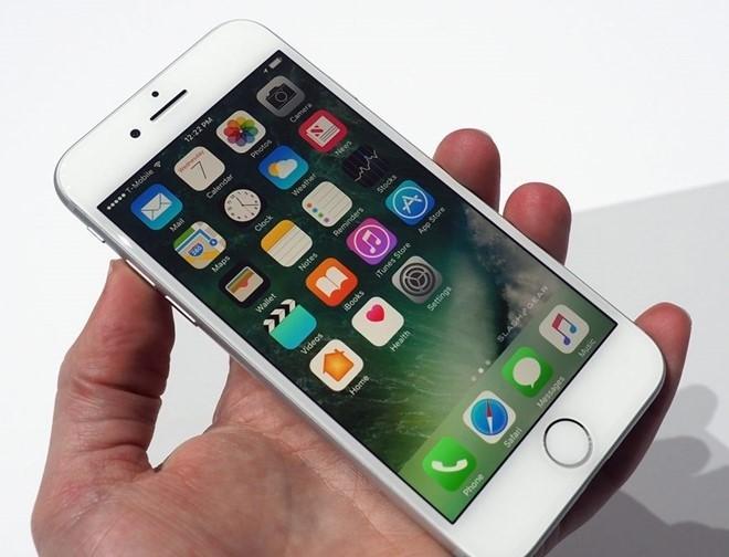 Điện thoại iphone_7_plus_128Gb Tặng tai nghe bluetooth, ốp lưng, dán cường lực