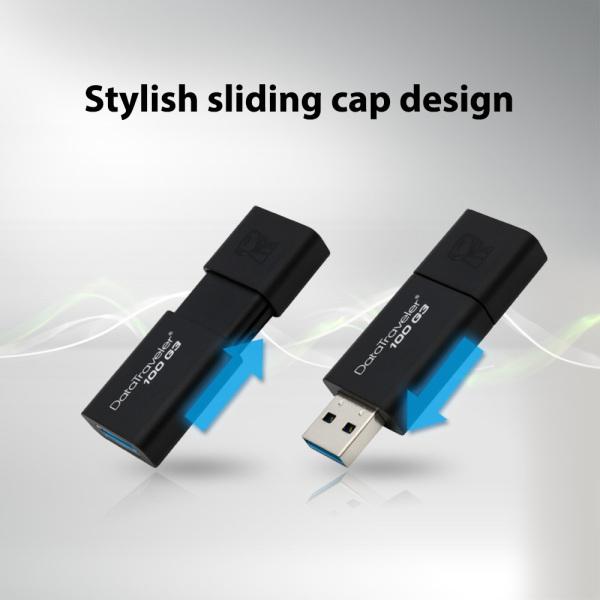 Bảng giá USB Kingston DT100G3 Phong Vũ
