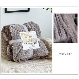 CHĂN SIÊU NHẸ CAO CẤP - chăn lông cừu mềm mại êm ái thumbnail