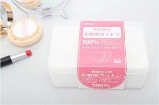 Hộp bông tẩy trang Miniso 1000 miếng Nhật Bản thumbnail