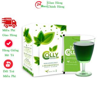 Trà iảm câ Colly Chlorophyll Plus Fiber Thái Lan Chính Hãng thumbnail