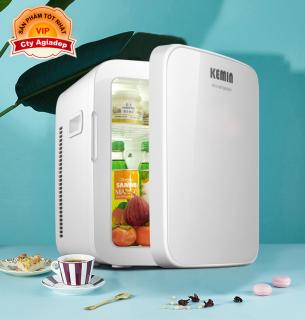Tủ lạnh mini oto xe hơi hàng hiệu KEMIN 16L dùng cả trong nhà và xe hơi thumbnail