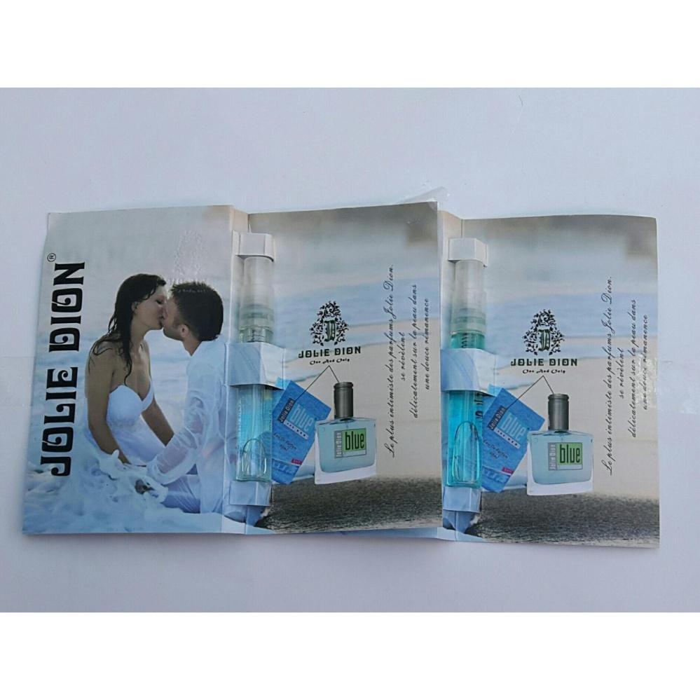 Combo 02 chai nước hoa Blue ( 01 Nam Code:012; 01 Nữ Code:013) Made in Singapore