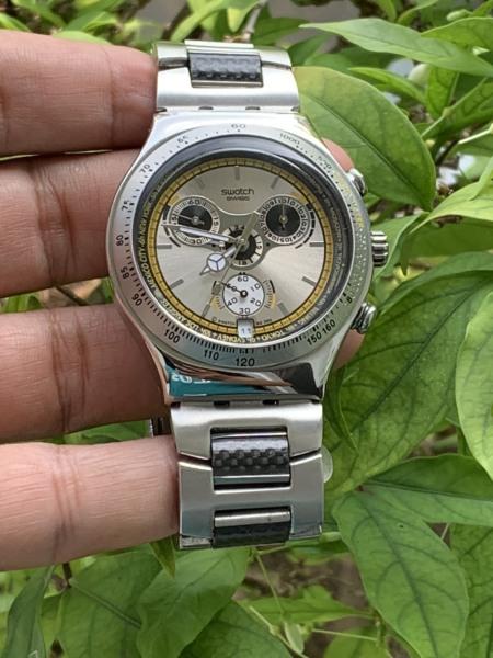 Đồng hồ nam SWATCH SWISS - Thụy Sĩ