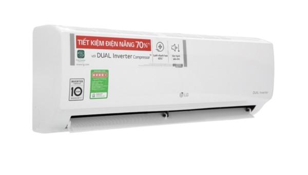 Điều hòa LG 18000BTU-2hp 1 chiều inverter V18ENF1