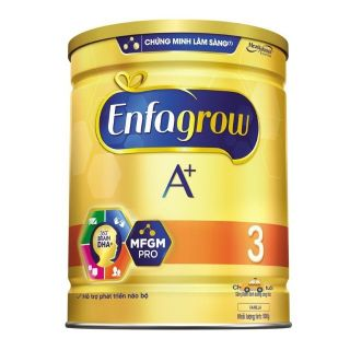 DATE T9-2022- Sữa Enfagrow A+ 3 1750g mẫu mới nhất thumbnail