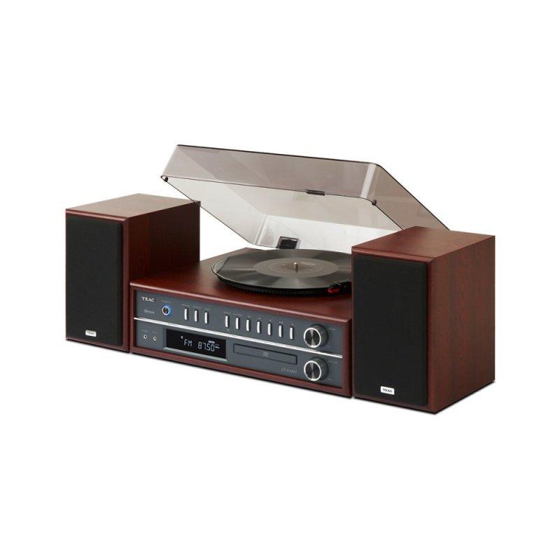 Máy đọc đĩa than Teac LP-P1000 ( Nâu đỏ)