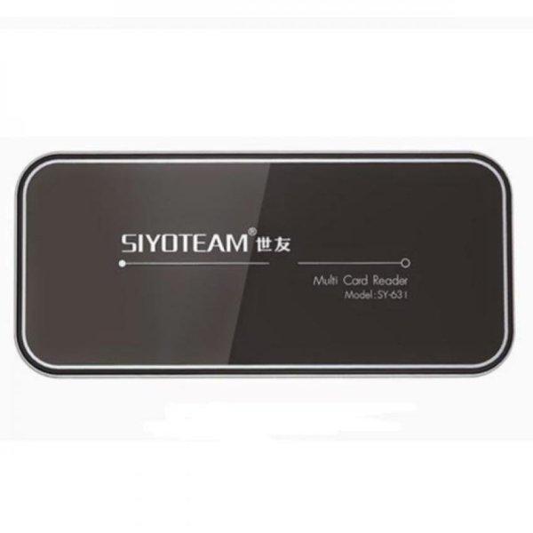 Đầu đọc thẻ đa năng SIYOTEAM SY-631 (Đen)