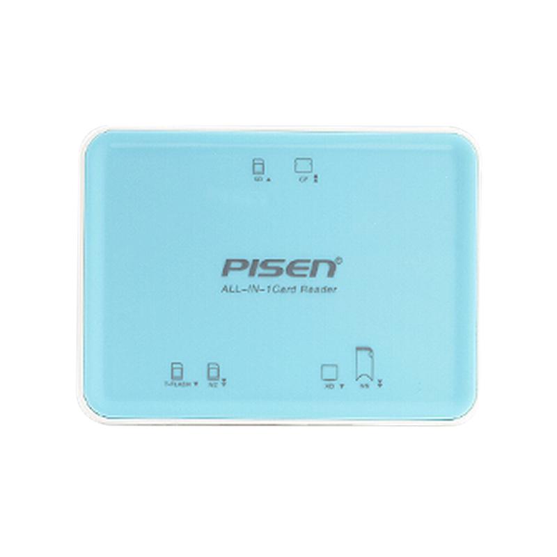 Đầu đọc thẻ nhớ Pisen Multi-funtion Card Reader II