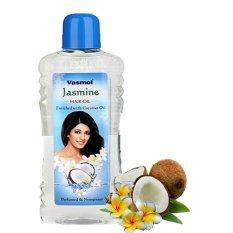Dầu dừa dưỡng tóc hương hoa nhài Vasmol Jasmine 100ml nhập khẩu