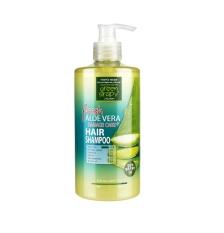 Bán Dầu Gội Cho Toc Hư Tổn Từ Nha Đam Green Graphy Fresh Aloe Vera Damage Care Hair Shampoo 500Ml Hồ Chí Minh Rẻ