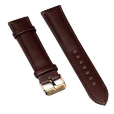 Hình ảnh Dây da đồng hồ Wendy Size 20mm (Nâu VV)