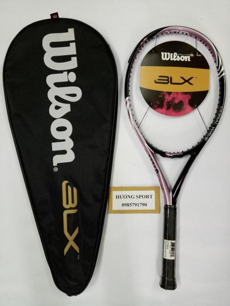 Bảng giá Vợt tennis Wilson 264g tặng căng cước quấn cán và bao vợt - ảnh thật sản phẩm