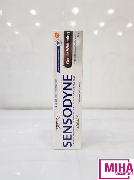 [HCM]Kem Đánh Răng Nhạy Cảm Sensodyne Làm Trắng Răng 100g giá rẻ