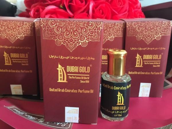 Tinh dầu nước hoa Dubai chai 15ml đậm đặc, hộp mềm. Nước hoa cho Nam và Nữ. Hàng chính hãng, có check mã vạch