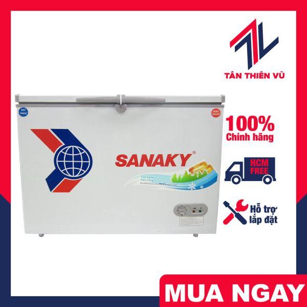 Trả góp 0% - Tủ đông mát Sanaky VH-2899W3, 100% chính hãng, hỗ trợ lắp đặt tận nhà, miễn phí giao hàng khu vực HCM - Miễn phí vận chuyển HCM
