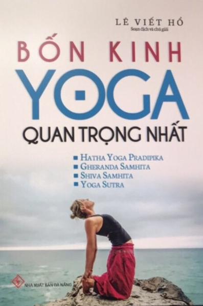Sách Bốn Kinh Yoga Quan Trọng Nhất - Newshop